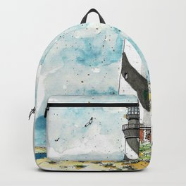 Cape Hatteras Lighthouse Backpack