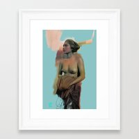 bali Framed Art Prints featuring Bali by Organic Mind