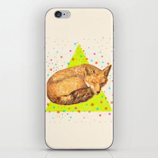 Fox Dream iPhone & iPod Skin