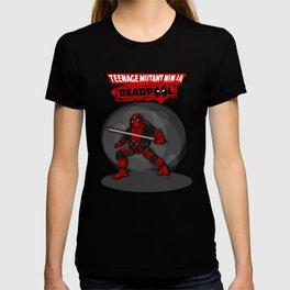 Teenage Mutant Ninja Deadpool T-shirt