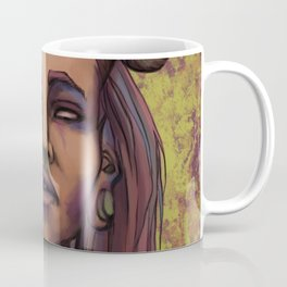 On the skin Coffee Mug