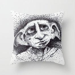 Dobby Throw Pillow