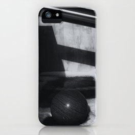 Marble B&W - Ipswich, MA 2019 iPhone Case