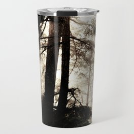 in the forest Travel Mug