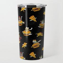 I Can Haz Cheeseburger Spaceships? Travel Mug
