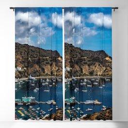 Santa Catalina Island, California color photograph / photography / photographs Blackout Curtain