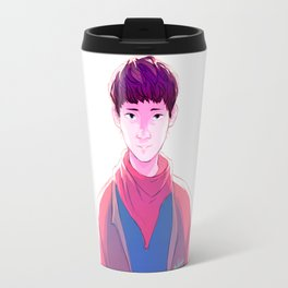 Young Merlin Travel Mug