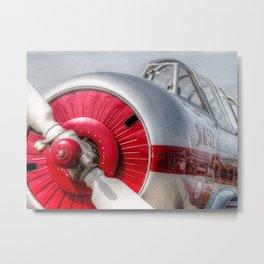 yak52 Metal Print