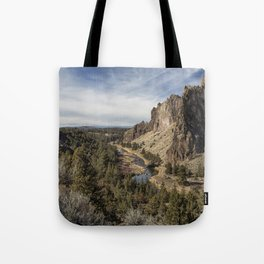 Smith Rock and Beyond Tote Bag