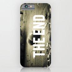 fim. Slim Case iPhone 6s