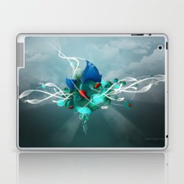 Energy Asker Laptop & iPad Skin