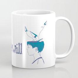 Freewill Coffee Mug