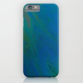 Pearl Harbor Oil iPhone Case