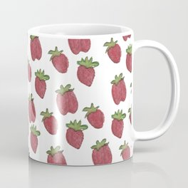 Strawberry Bunches Coffee Mug