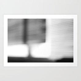 Blinded (4) Art Print