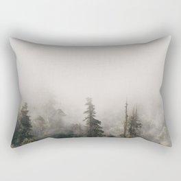 Forbidden Forest - Wanderlust Nature Photography Rectangular Pillow