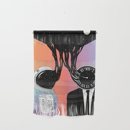 A Portrait of Space and Time ( A Study of Existence) Wall Hanging