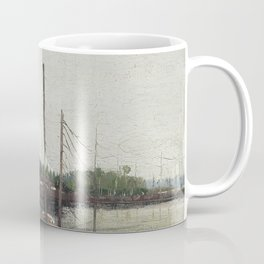 Tom Thomson - Drowned Land - Canada, Canadian Oil Painting - Group of Seven Coffee Mug