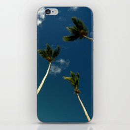 Coconut Trees iPhone Skin