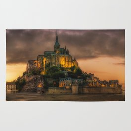 Le Mont Saint-Michel Rug