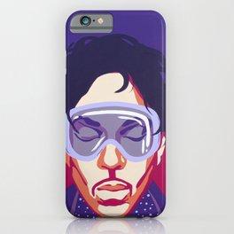 Prince Apres' Ski iPhone Case