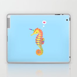 Sea-Unicorn Laptop & iPad Skin