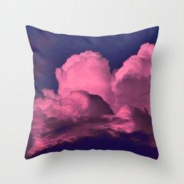 Cloud of Dreams  III Throw Pillow