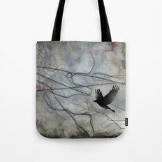 The Prison Rarely Has Bars Tote Bag