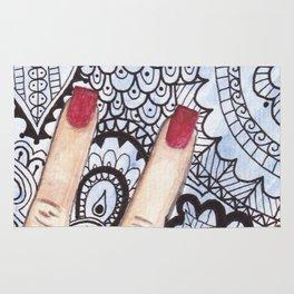Hand of Aleia  Rug