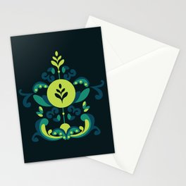 Frozen Rosemailing Stationery Cards