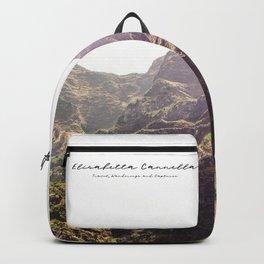 Madeira Eternal-Signed Backpack