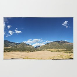 Great Dunes Panoramic North-East-South Rug