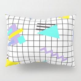 Memphis pattern 6 Pillow Sham