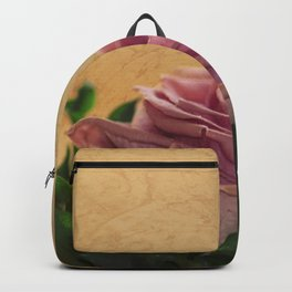rosea rosa sine aqua Backpack
