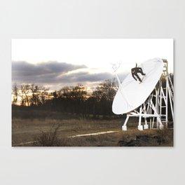 Bam Margera - Satellite Sunset Canvas Print