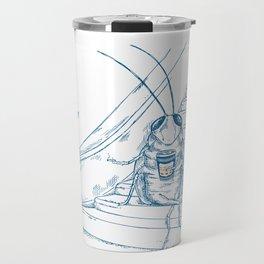 Cup O' Coffee NYC Style_cockroach Travel Mug