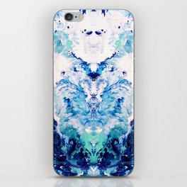 Okul - Abstract Costellation Painting iPhone Skin