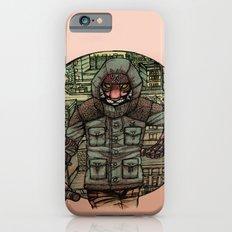 The Tiger and Concrete Jungle iPhone 6s Slim Case