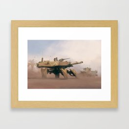 Team Lambda Framed Art Print