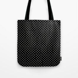 Classic Polka Dots Tote Bag