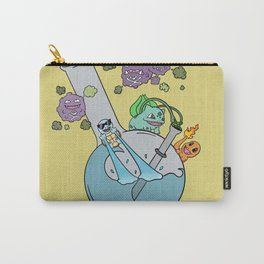 Stoneymon (Swag Squirtle) Carry-All Pouch