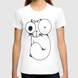 Psycho Cat T-shirt