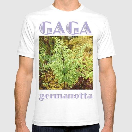 Gaga germanotta T-shirt