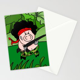 Hambo! Stationery Cards