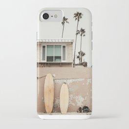 San Diego Surfing iPhone Case
