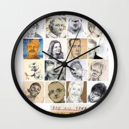 Status Update. Wall Clock