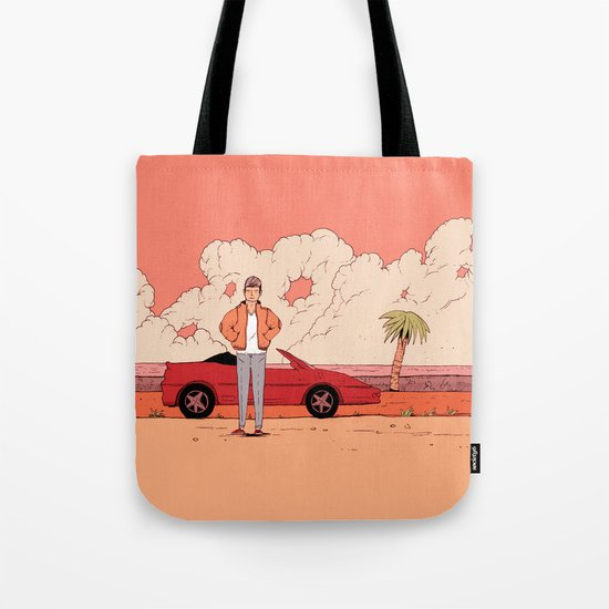California Dreamin´ Tote Bag