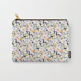 Sierra Floral - Medium Carry-All Pouch