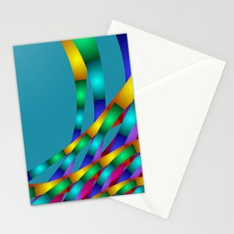 fractal geometry -131- Stationery Cards