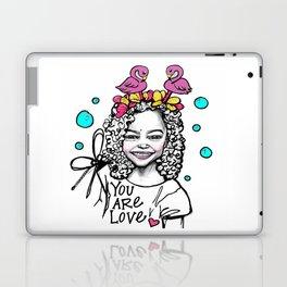 #STUKGIRL ESSA Laptop & iPad Skin
